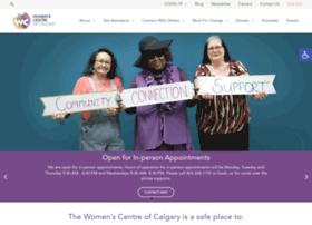 Womenscentrecalgary.org thumbnail