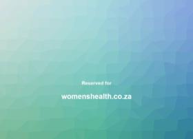 Womenshealth.co.za thumbnail