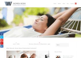 Womenwork.org thumbnail