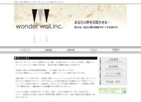 Wonderwalll.biz thumbnail