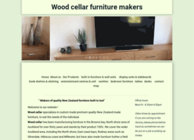 Woodcellar.co.nz thumbnail