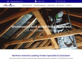Wooddampni.co.uk thumbnail