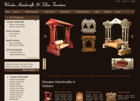 Wooden-handicrafts.co.in thumbnail