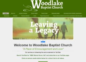 Woodlakebaptistchurch.org thumbnail