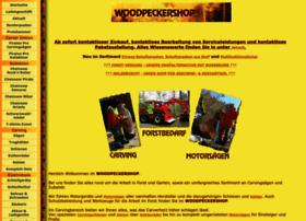 Woodpeckershop.de thumbnail