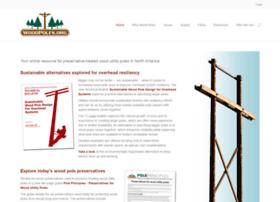 Woodpoles.org thumbnail