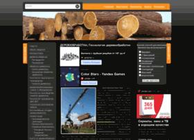 Woodtechnology.ru thumbnail