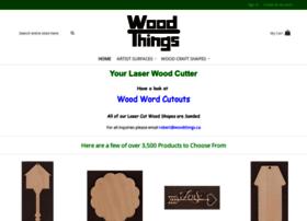 Woodthings.ca thumbnail