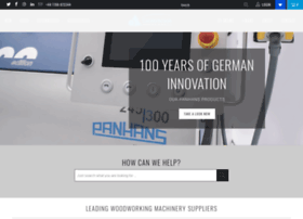 Woodworkmachinery.co.uk thumbnail