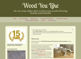 Woodyoulike.co.uk thumbnail