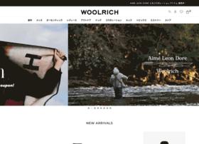 Woolrich.jp thumbnail