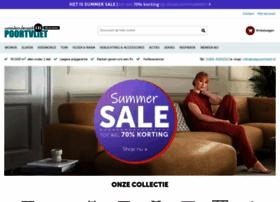 Woonboulevardpoortvliet.nl thumbnail