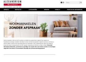 Woonmallalexandrium.nl thumbnail