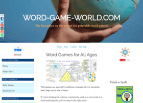 Word-game-world.com thumbnail