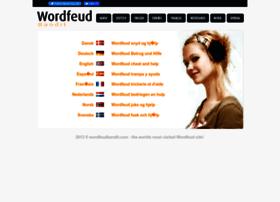 Wordfeudbandit.com thumbnail