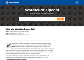 Wordfeudhelper.nl thumbnail
