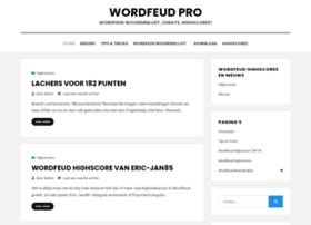 Wordfeudpro.nl thumbnail
