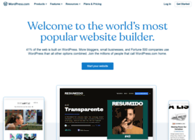 Wordpress.lv thumbnail