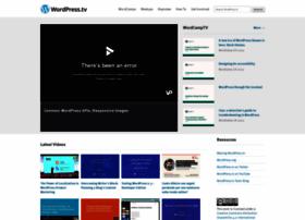 Wordpress.tv thumbnail