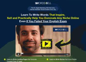 Wordsthatsell.co thumbnail