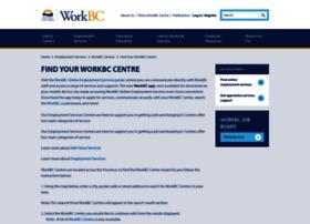 Workbccentres.ca thumbnail