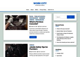 Workcity.org thumbnail