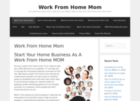 Workfromhomemom.net thumbnail