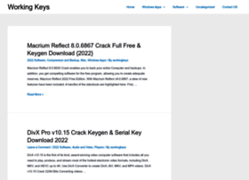 Workingkeys.org thumbnail