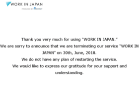 Workinjapan.asia thumbnail