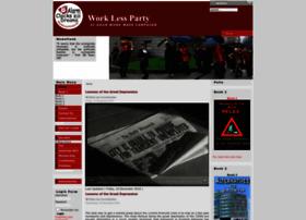 Worklessparty.org thumbnail