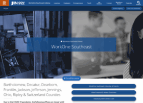 Workonesoutheast.org thumbnail