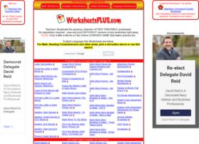 Worksheetsplus.com thumbnail