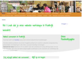 Workshopsinfrankrijk.nl thumbnail