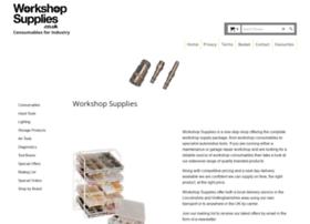 Workshopsupplies.co.uk thumbnail