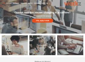 Workz-uitzendbureau.nl thumbnail