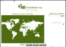 World-bibles.org thumbnail