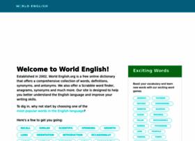 World-english.org thumbnail