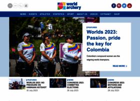 Worldarchery.org thumbnail