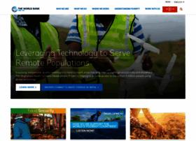 Worldbank.org thumbnail