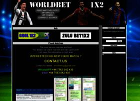 Worldbet 1x2 betting bettinghausen vorwahl deutschland