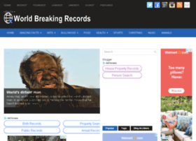 Worldbreakingrecord.com thumbnail