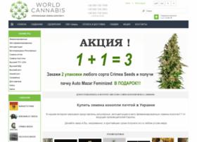 Worldcannabis.org thumbnail