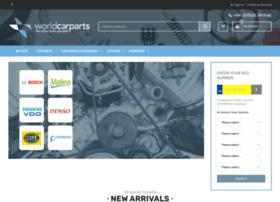Worldcarparts.co.uk thumbnail