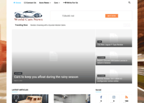 Worldcarsnews.com thumbnail