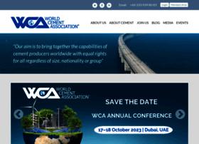 Worldcementassociation.org thumbnail