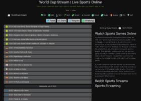 Worldcupstream.me thumbnail