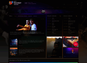 Worlddancesport.org thumbnail