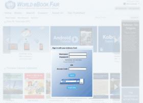 Worldebookfair.net thumbnail