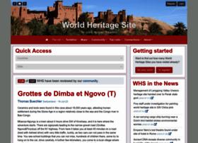 Worldheritagesite.org thumbnail