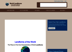Worldlandforms.com thumbnail